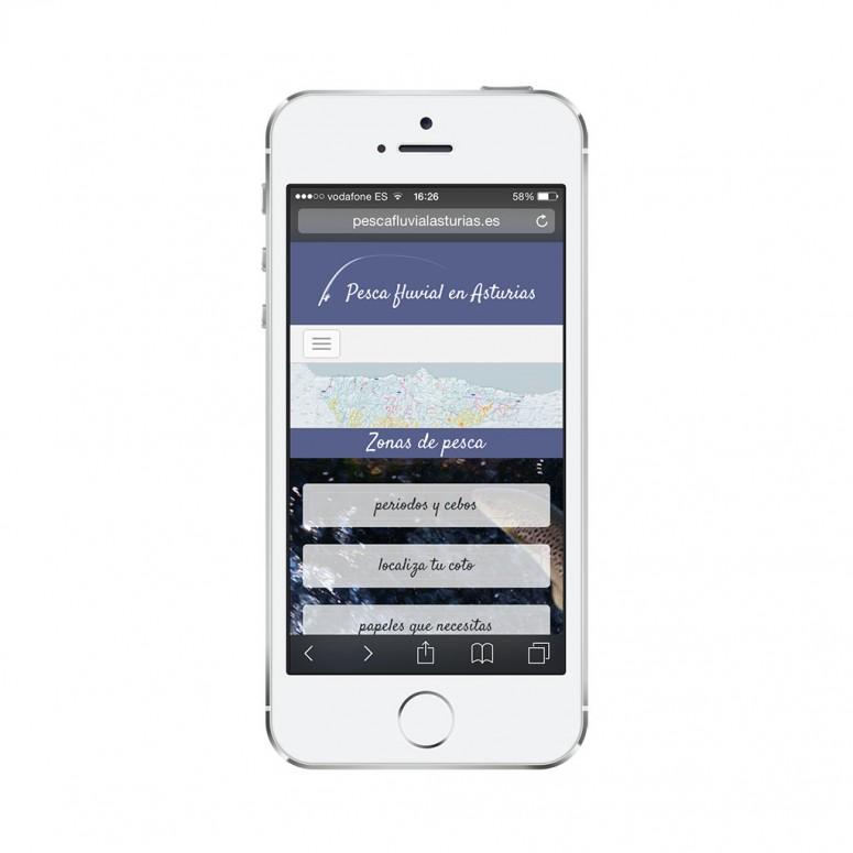 Web adaptable a dispositivos móviles