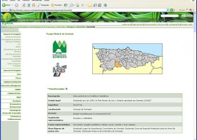 Ficha de parque natural