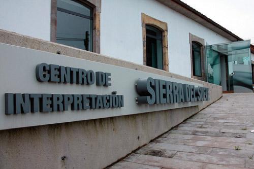 Exterior Centro de Interpretación